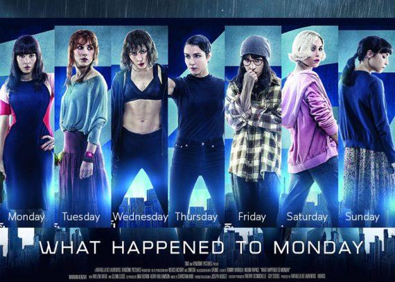 7 พี่น้องในหนังเรื่อง What Happened to Monday